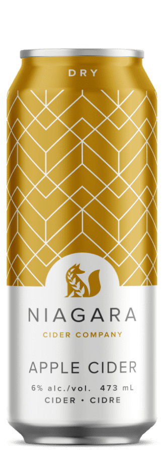 Niagara Apple Cider Can